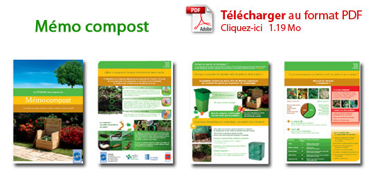 Compostage guides du compostage m mo compost sytevom - Faire du compost en appartement ...
